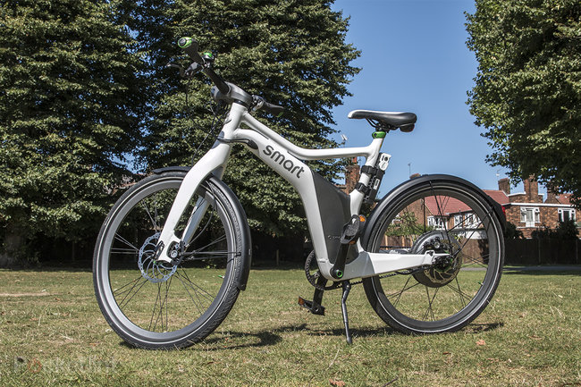 Smart electric bike review - photo 2