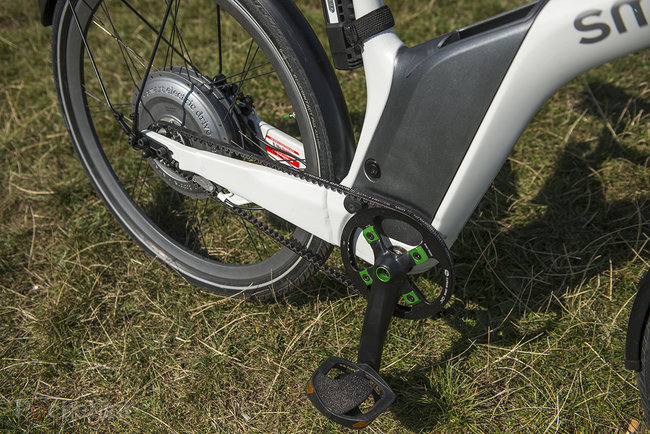 Smart electric bike review - photo 5