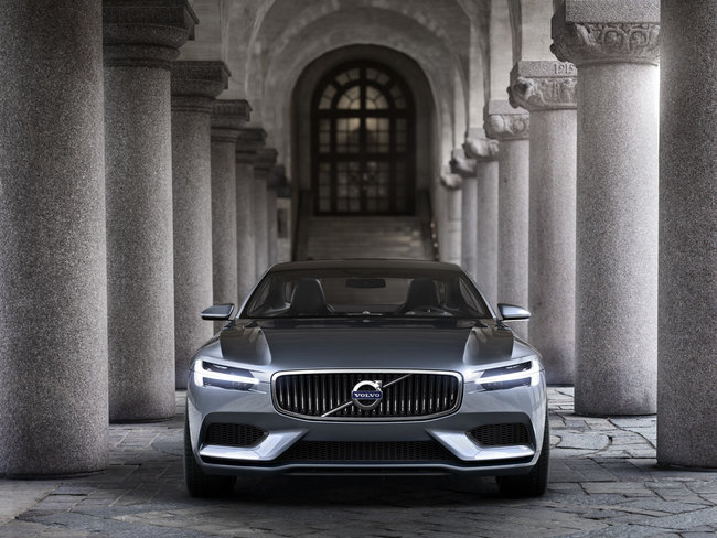 Volvo Concept Coupe set for Frankfurt reveal, embodies new design direction - photo 1