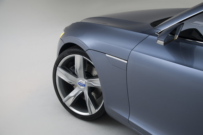 Volvo Concept Coupe set for Frankfurt reveal, embodies new design direction - photo 3
