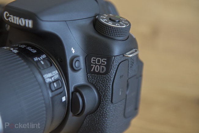 Canon EOS 70D: The first sample images - photo 1
