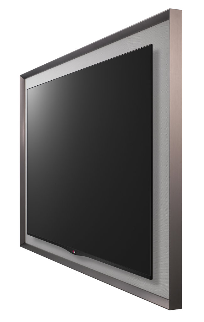 LG to hang 55-inch Gallery OLED TV at IFA before letting it loose on the German public - photo 2
