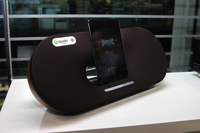 Spotify Connect takes on AirPlay, dozens of speakers to support new streaming option - photo 5