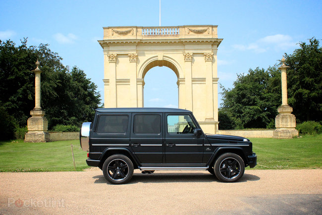 Hands-on: Mercedes G63 AMG review - photo 6