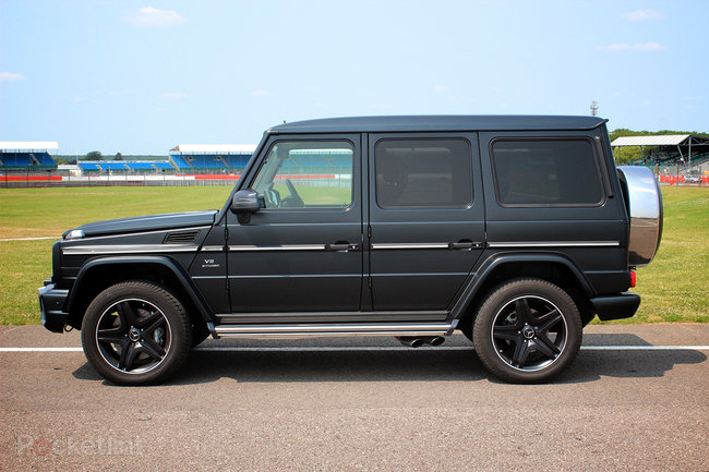 Hands-on: Mercedes G63 AMG review - photo 7