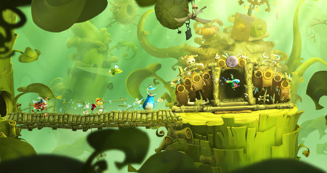 Rayman Legends review - photo 3
