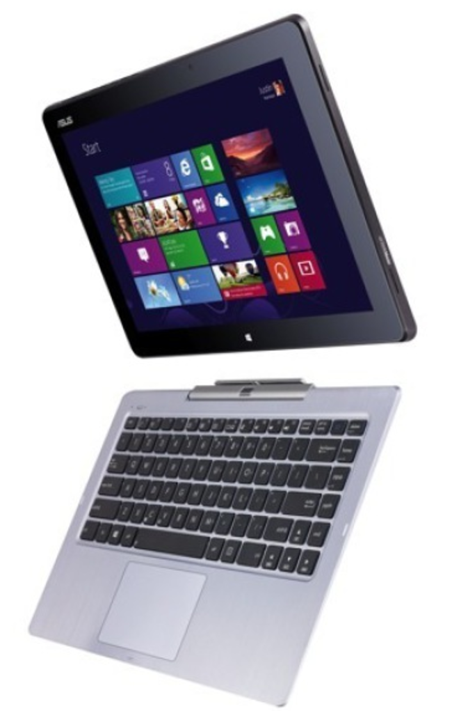 Asus Transformer Book T300 offers 13.3-inch Full HD detachable tablet - photo 3