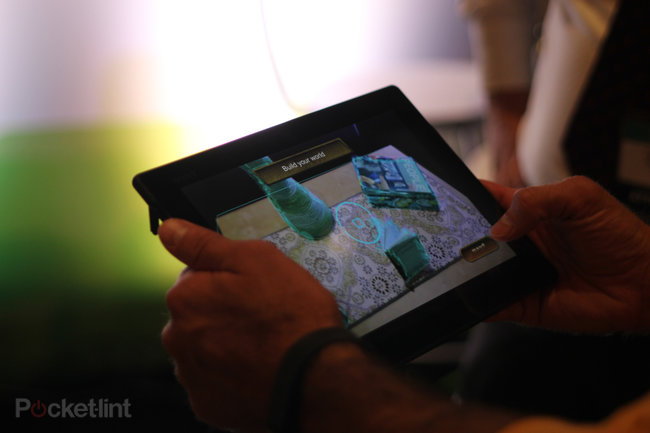 Qualcomm Vuforia SmartTerrain turns your coffee table into a gaming landscape - photo 1