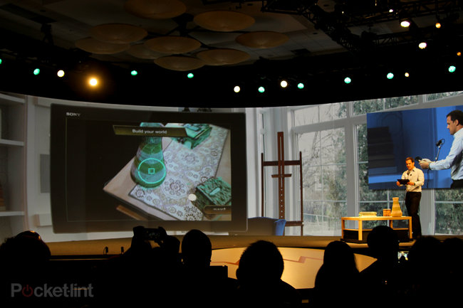 Qualcomm Vuforia SmartTerrain turns your coffee table into a gaming landscape - photo 3