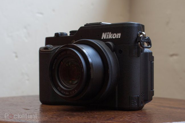 Nikon Coolpix P7800 pictures and hands-on - photo 1
