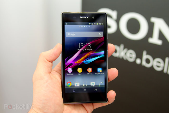 Hands-on: Sony Xperia Z1 review - photo 1