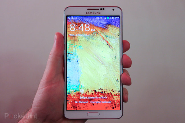 Hands-on: Samsung Galaxy Note 3 review - photo 2