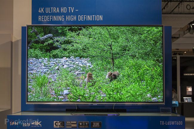 Panasonic Viera WT600 pictures and eyes-on: top-spec 4K telly delivers the goods - photo 1