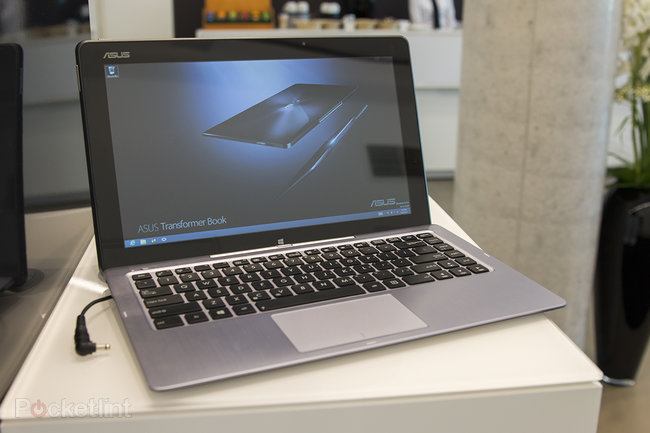 Asus Transformer Book T300 hands-on: Move over Surface, Asus wins at HD laptop-meets-tablet design - photo 1