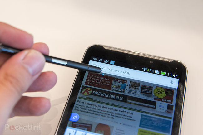Asus PhonePad Note 6 hands-on: Bigger-than Galaxy Note, less aspirational feature set - photo 2