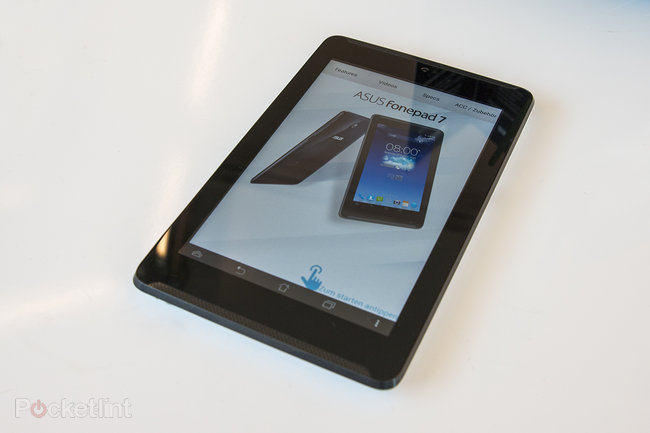 Asus Fonepad 7 hands-on: tablet-meets-phone update has minimal tweaks compared to original - photo 2