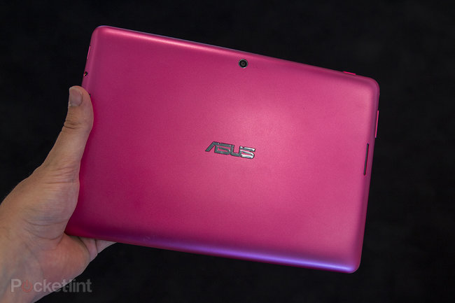 Asus MeMO Pad 10 hands-on: tablet looks pretty in pink, launches alongside MeMO Pad 8 - photo 1