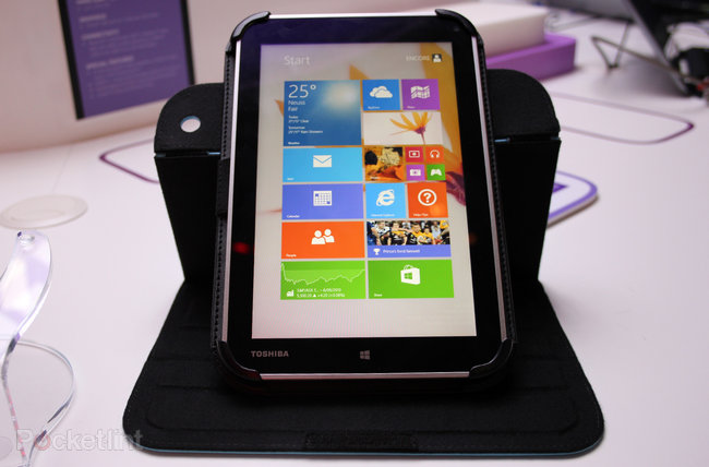Toshiba Encore tablet pictures and hands-on - photo 10