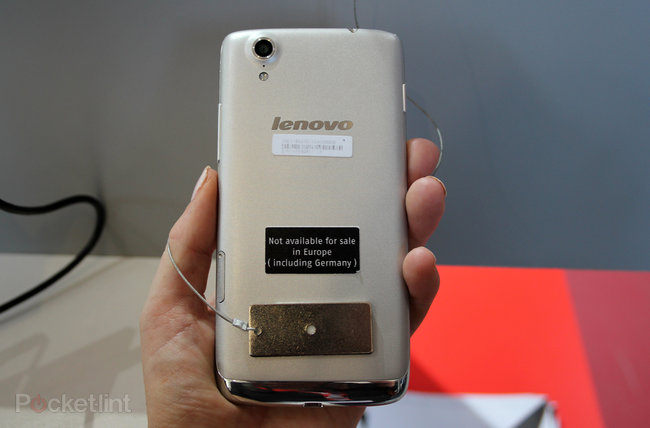 Lenovo Vibe X pictures and hands-on - photo 2