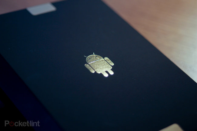 Google Android KitKat hands-on, literally - photo 3