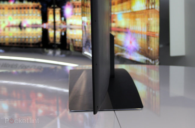 LG 77-inch 4K Ultra HD OLED TV pictures and eyes-on: Stunning - photo 5