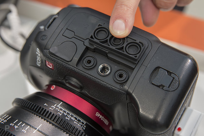 Canon EOS-1D C hands-on, we check out the ultimate 4K videographer's DSLR - photo 4