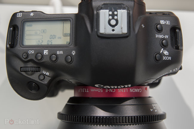 Canon EOS-1D C hands-on, we check out the ultimate 4K videographer's DSLR - photo 8