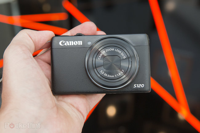Canon PowerShot S120 hands-on, the best pocketable compact just got better - photo 1