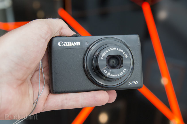 Canon PowerShot S120 hands-on, the best pocketable compact just got better - photo 2