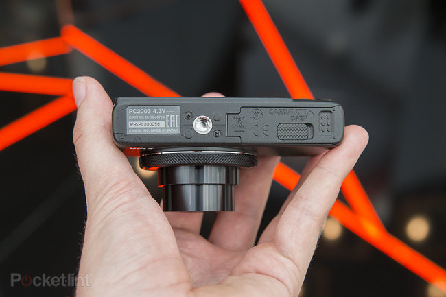 Canon PowerShot S120 hands-on, the best pocketable compact just got better - photo 7