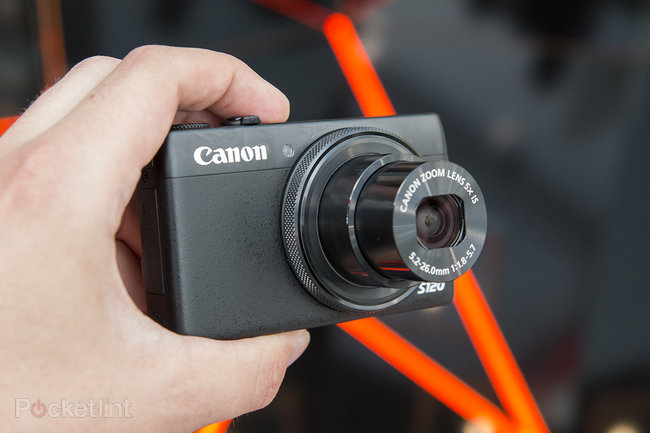 Canon PowerShot S120 hands-on, the best pocketable compact just got better - photo 8
