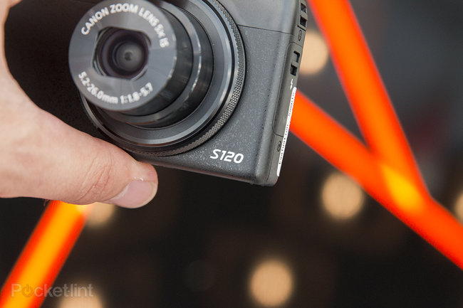 Canon PowerShot S120 hands-on, the best pocketable compact just got better - photo 9