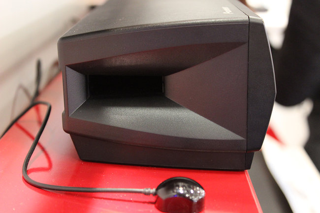 Pioneer's new SBX-N700 speaker bar and Bluetooth player gets the hands-on treatment - photo 5