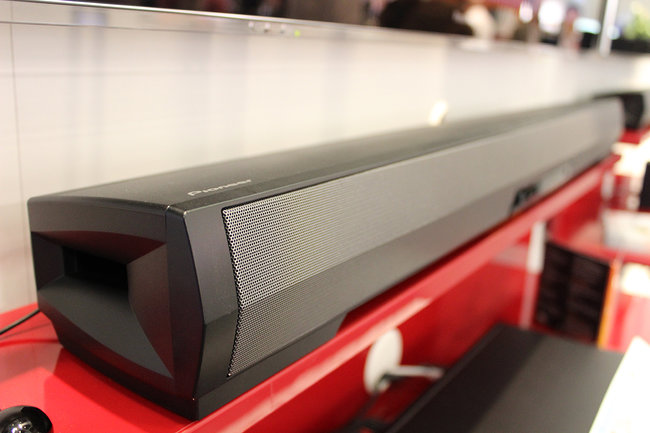 Pioneer's new SBX-N700 speaker bar and Bluetooth player gets the hands-on treatment - photo 7