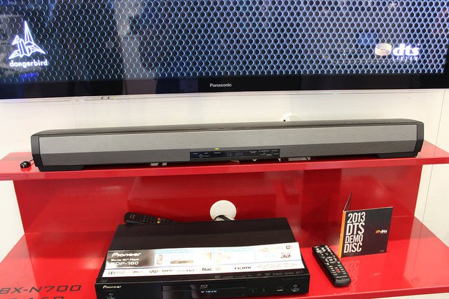 Pioneer's new SBX-N700 speaker bar and Bluetooth player gets the hands-on treatment - photo 8