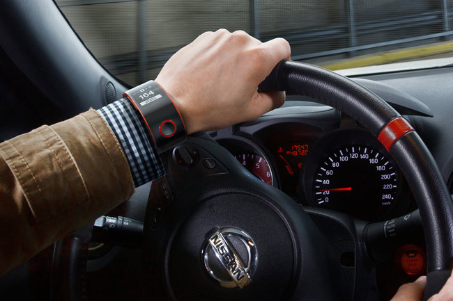 Nissan Nismo Watch: The smartwatch to get you in gear (video) - photo 2