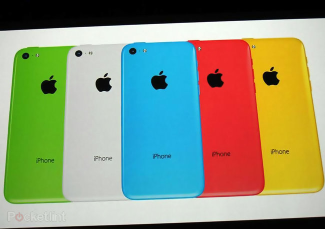 iPhone 5c: Apple goes budget and brings back plastic - photo 1