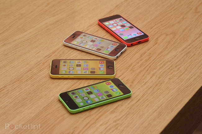 iPhone 5C pictures and hands-on - photo 1
