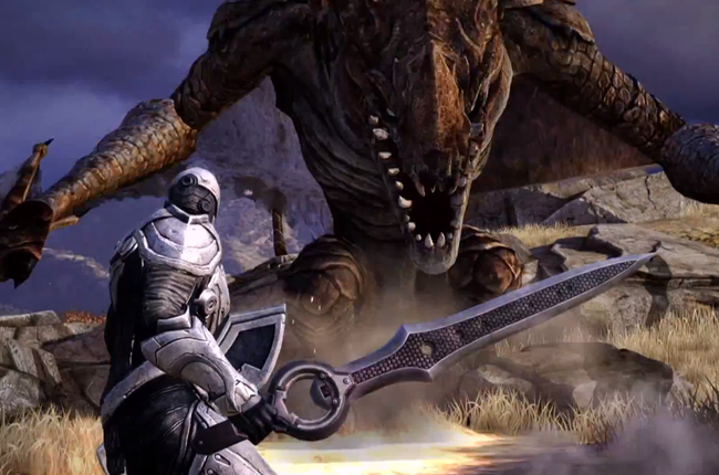 Epic Games: Infinity Blade III for iOS to launch alongside iPhone 5S - photo 1