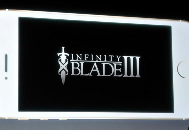Epic Games: Infinity Blade III for iOS to launch alongside iPhone 5S - photo 2
