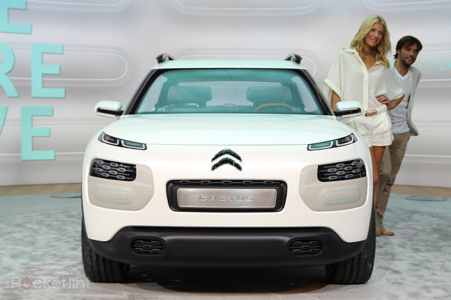 Citroen Cactus concept outlines vision for future C line cars - photo 11