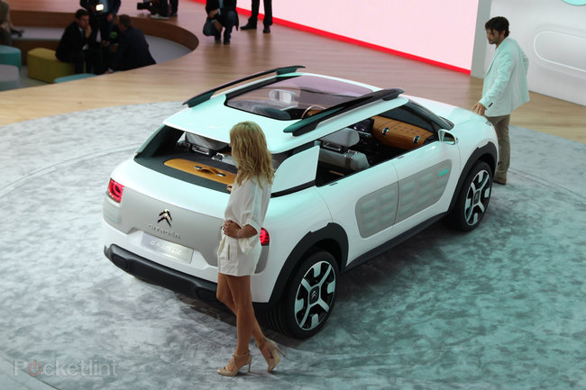 Citroen Cactus concept outlines vision for future C line cars - photo 12