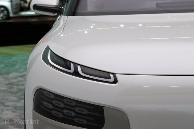 Citroen Cactus concept outlines vision for future C line cars - photo 3