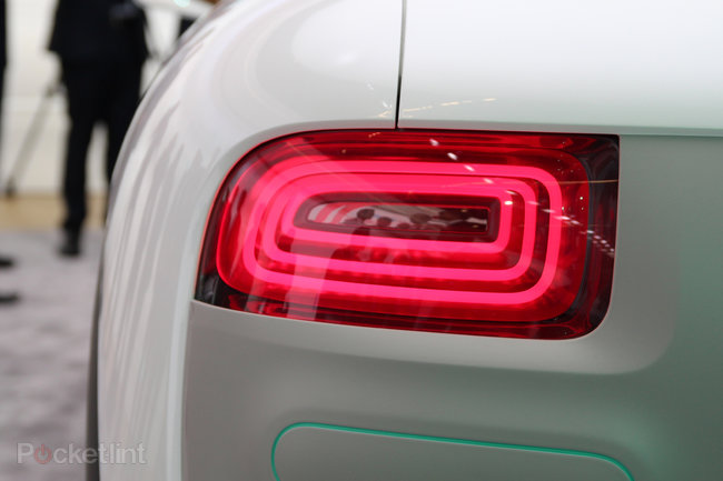 Citroen Cactus concept outlines vision for future C line cars - photo 4