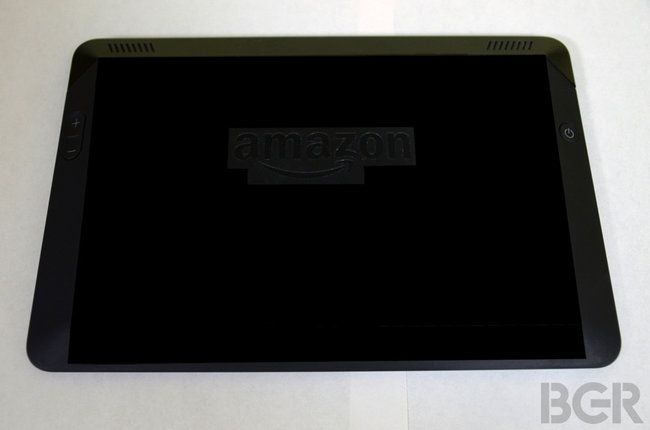 Amazon redesigns Kindle Fire HD and shows it off in public - photo 3