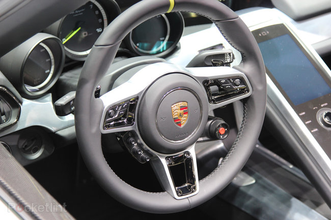 Porsche 918 Spyder pictures and hands-on - photo 9