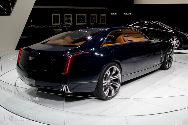 Cadillac Elminaj Concept pictures and eyes-on - photo 3