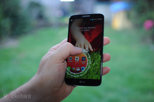 LG G2 review - photo 2