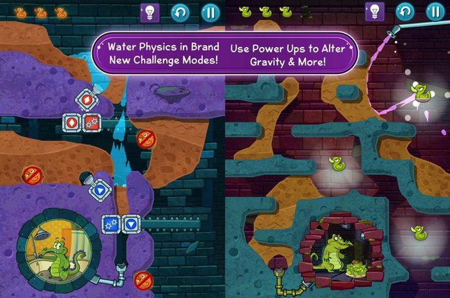 Disney's Where's My Water? 2 now out for iPhone, Android and Windows Phone to follow - photo 3