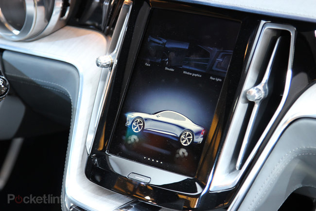 Volvo Concept Coupe hands-on, the new face of Sweden's finest - photo 14